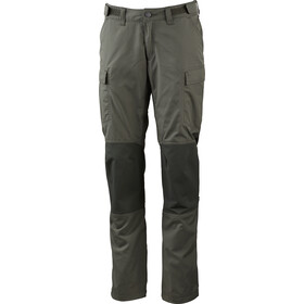 Lundhags Vanner Pantaloni Donna, forest green/dark forest
